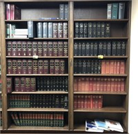 Lot of various law books