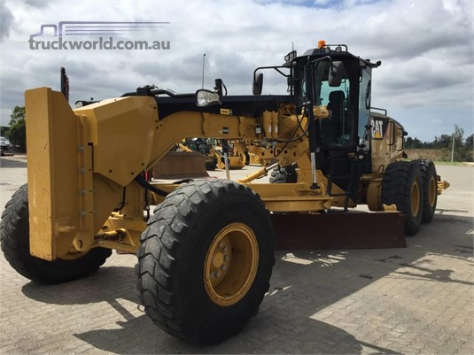2013 Caterpillar 14M Heavy Machinery for Sale