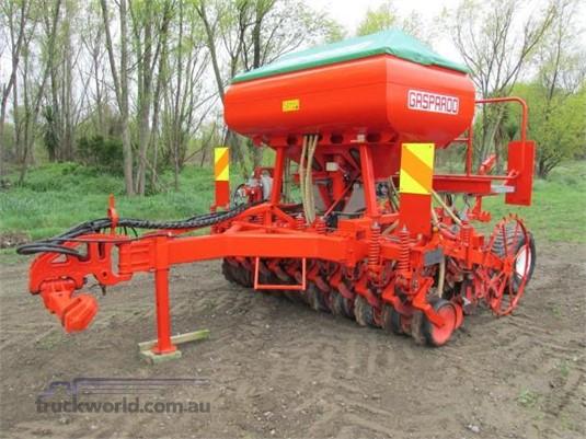 2011 Gaspardo Dp300 - Farm Machinery for Sale