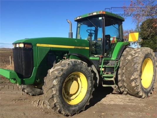 1997 John Deere 8400 - Farm Machinery for Sale