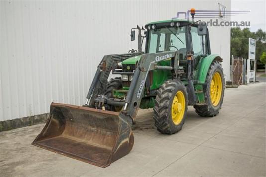 2002 John Deere 6420 - Farm Machinery for Sale