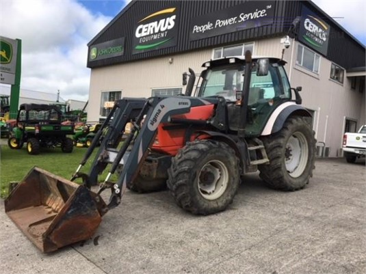 2008 Same Iron 130 Farm Machinery for Sale