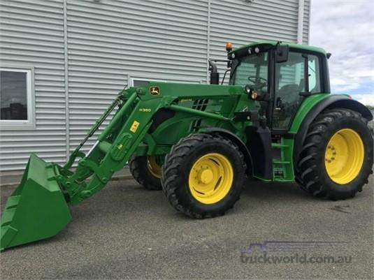 2014 John Deere 6140M - Farm Machinery for Sale