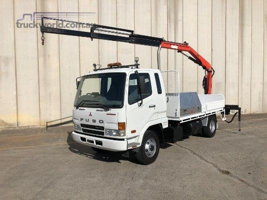 2007 Mitsubishi Fighter 6 Trucks for Sale