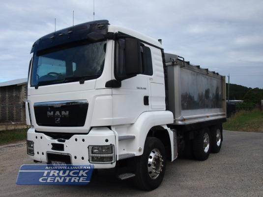 2012 MAN 26.480 Murwillumbah Truck Centre - Trucks for Sale