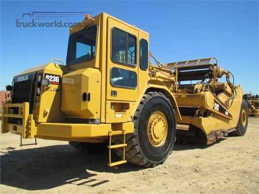 2006 Caterpillar 623G - Heavy Machinery for Sale