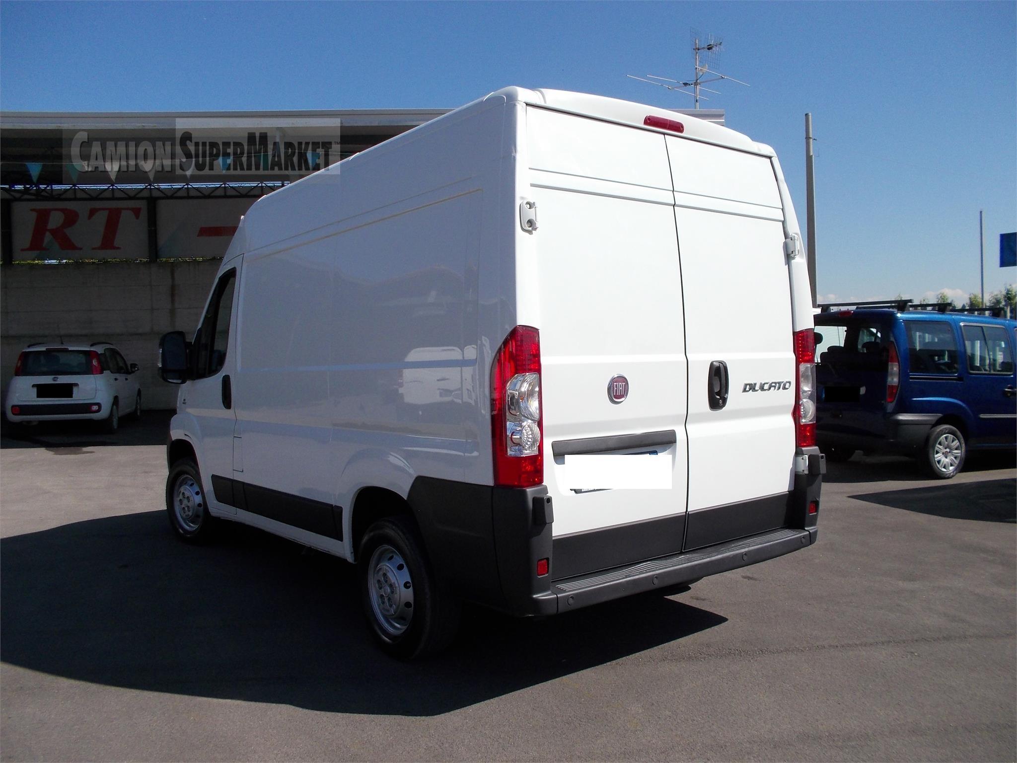 Fiat DUCATO Usato 2012 Campania