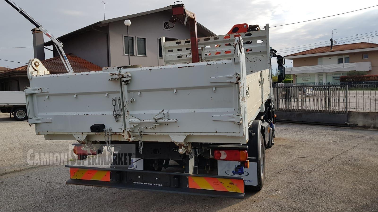 Iveco EUROCARGO 100E19 used 2016