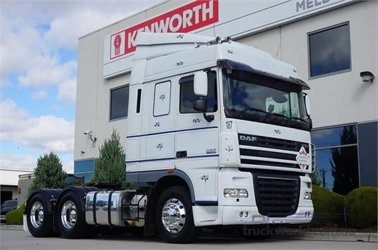 2012 DAF XF105 Trucks for Sale