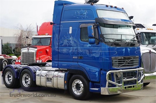 2011 Volvo FH16 Trucks for Sale