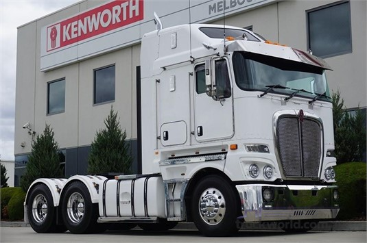 2013 Kenworth K200 Trucks for Sale