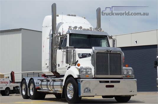 2012 Western Star 4864FX Trucks for Sale