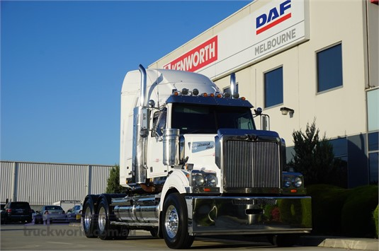 2012 Western Star 4864FX Trucks for Sale