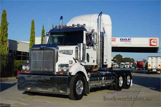 2012 Western Star 4864FX - Truckworld.com.au - Trucks for Sale