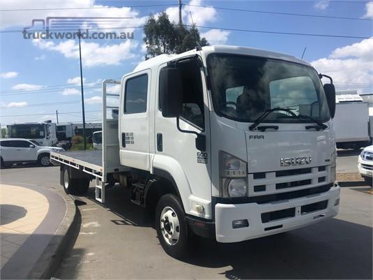 2008 Isuzu FRR Trucks for Sale