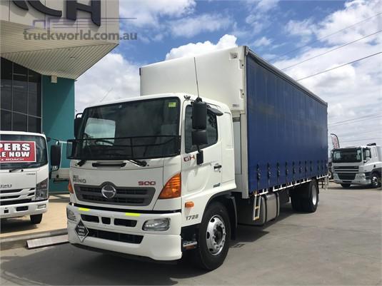 2013 Hino 500 Series - Truckworld.com.au - Trucks for Sale