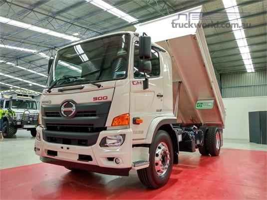 2019 Hino 500 Series 1828 GH Trucks for Sale