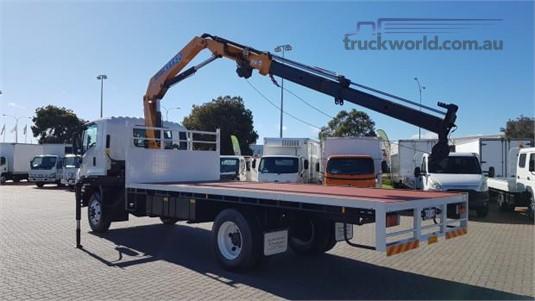 2013 Isuzu FTS 800 4x4 - Truckworld.com.au - Trucks for Sale