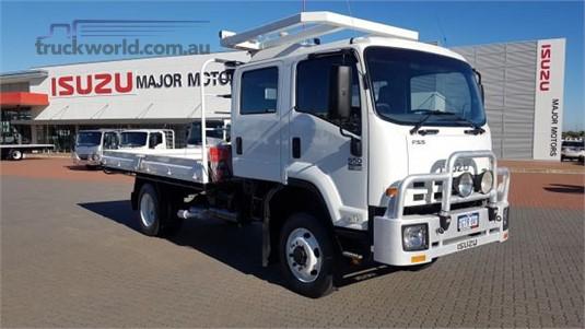 2014 Isuzu FSS 550 4x4 Trucks for Sale