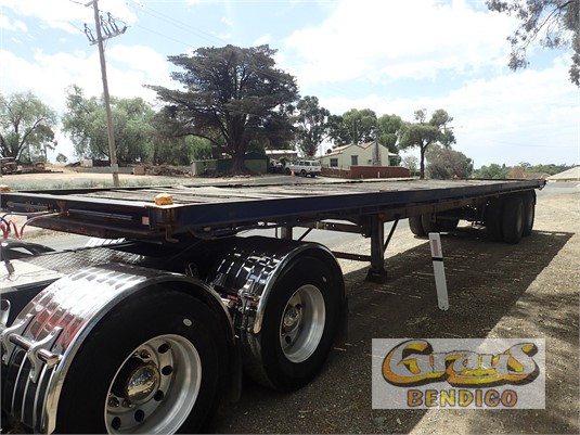 1900 Unknown Flat Top Trailer Grays Bendigo - Trailers for Sale