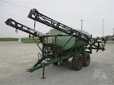 Pull Type Sprayers For Sale - 1244 Listings | TractorHouse com