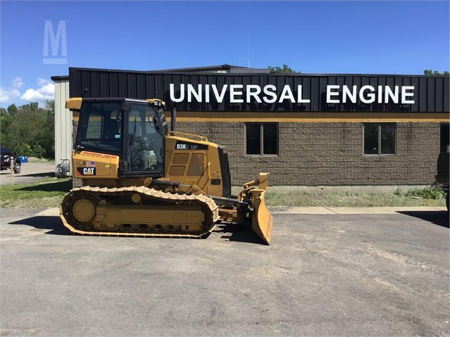 2014 CAT D3 For Sale In Buffalo, New York
