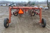 Vicon H1350 10-Wheel Hay Rake