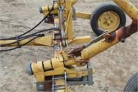Vermeer WR-22 10-Wheel Fold-Up Rake w/ (50) Unused