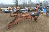 Allis-Chalmers Digger, Bi-Fold Wings, Approx 19ft