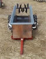 H&S Mod 25 Manure Spreader