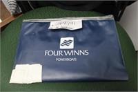 1989 21ft Four Winns 215 Sundowner 4WNMK070B989
