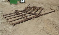 (2) 5ft Section Drag w/ Tow Bar