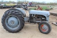 Ferguson T-30 Gas Tractor