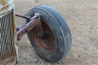 1952 Ford 8N Gas Tractor