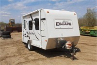 2011 KZ Spree Escape Travel Trailer 4EZTA1413B5011