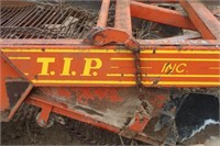 """T.I.P. INC. Potato Digger, 540pto, 15"""" Tires"""