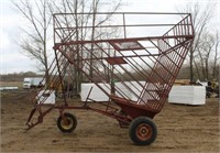 Pro-Quaily Hay Basket