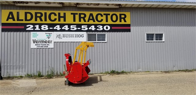 2019 SEPPI 175 MINIFORST Mulcher For Sale In Verndale, Minnesota
