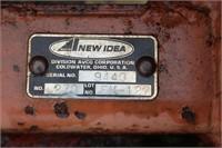 New Idea 270 Cut/Ditioner, 540Pto