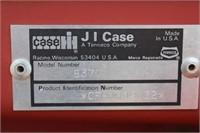 "Case IH 8370 14ft Haybine, Hydroswing, 15"" Tires"