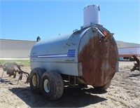 Slurry Manure Tanker w/ Injector Tool Bar