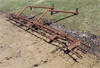 3-Bar Spring Tooth Harrow, Approx 18ft