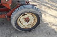 """Gehl 72 Flail Chopper, 540PTO, 15"""" Tires"""