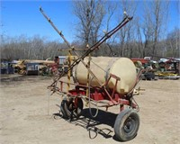 Century Sprayer, 200Gal Tank, Approx 28ft Boom