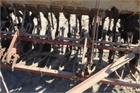 Massey Harris 306 8ft Grain Drill on Steel Wheels