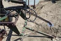 John Deere 555 3-14 Trailer Plow