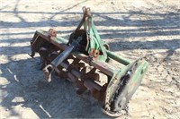"""John Deere 550 3Pt 50"""" Roto Tiller"""