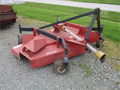 BUSH HOG Farm Equipment Auction Results - 1513 Listings