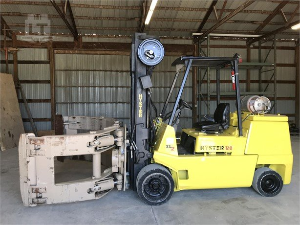HYSTER Lifts Auction Results in Kansas - 31 Listings