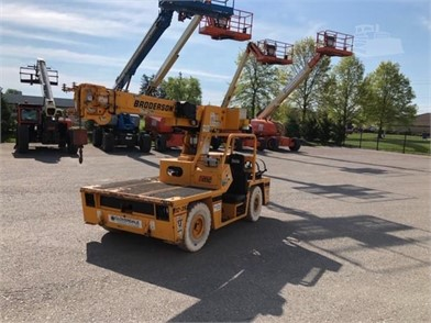 Used BRODERSON Construction Equipment For Sale - 27 Listings